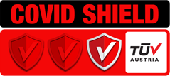 logo covid shield